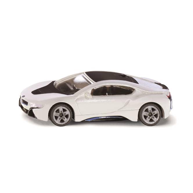 Siku Super 1458 - BMW i8 weiß