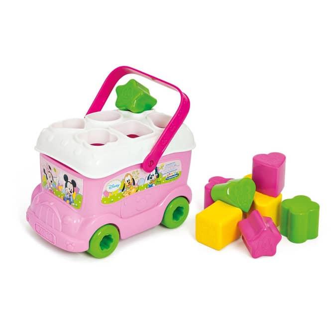 Baby Minnie - Sortier Bus - baby Clementoni