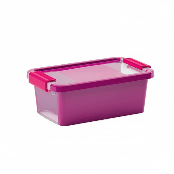Aufbewahrungsbox - Bi Box - XS - pink