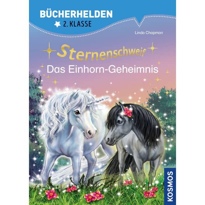 Sternenschweif - Das Einhorn-Geheimnis - Bücherhelden 2.Klasse