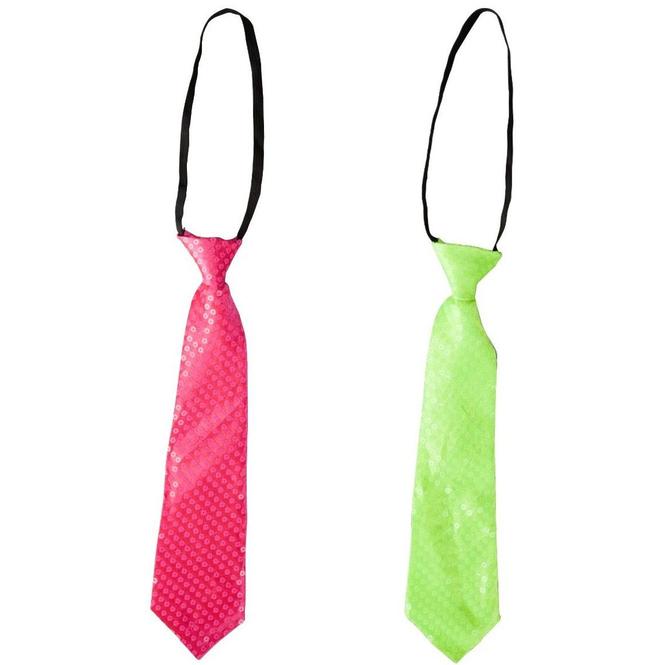 Krawatte - für Erwachsene - verschiedene Farben