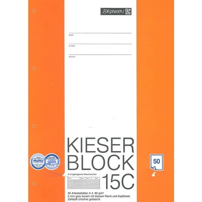 Kieserblock Nr.15 C, 2. Klasse