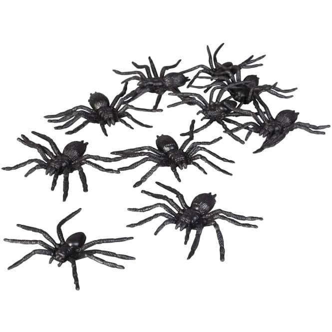 Spinnen - 10 Stück