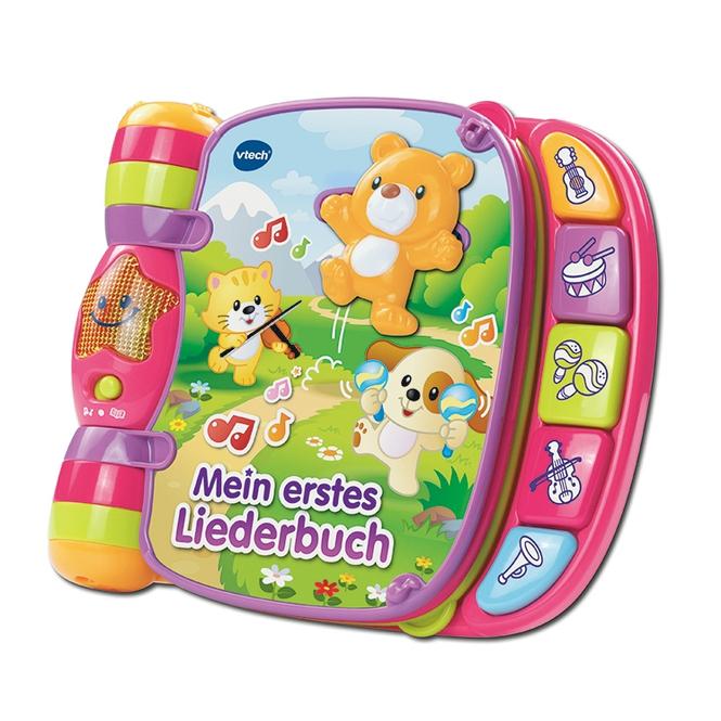 VTech -  Mein erstes Liederbuch -  in pink