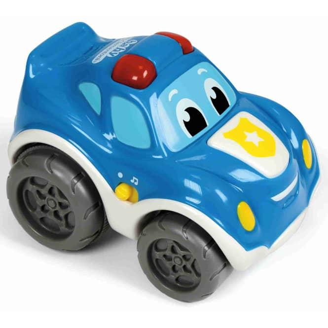 Spielzeug Polizeiauto - blau - baby Clementoni