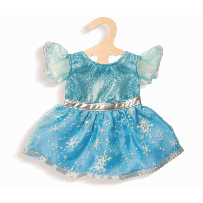 Puppenkleid - Eisprinzessin - Größe 35-45