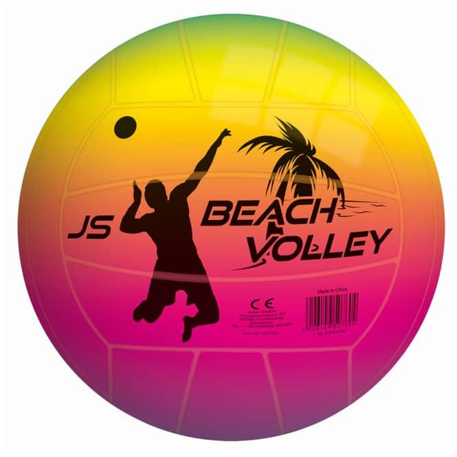 Beach-Volleyball - Ø = ca. 22 cm - neon