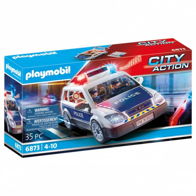 Playmobil® 6873 - Polizei-Einsatzwagen - Playmobil City Action