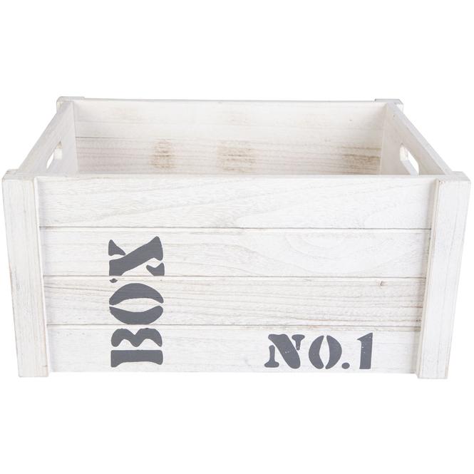 Deko-Kiste - aus Holz - in XL