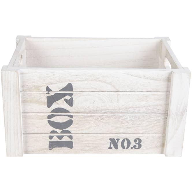 Deko-Kiste - aus Holz - in M