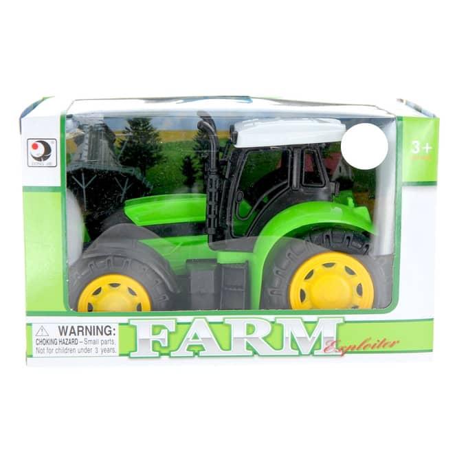 Besttoy - Traktor, 17 cm