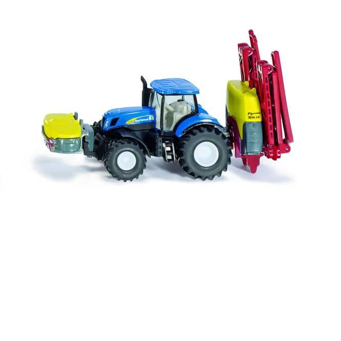Siku Super 1799 - Traktor New Holland + Spritze