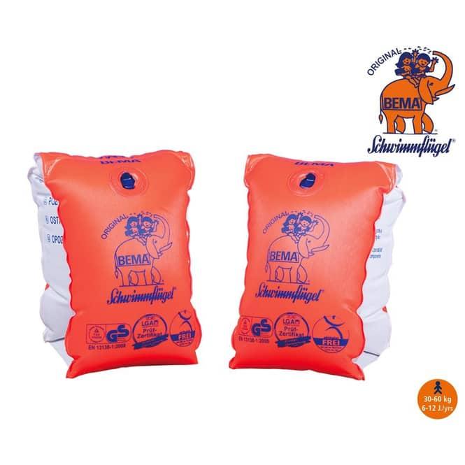 BEMA® Schwimmflügel - Gr.1, 30-60 kg - orange