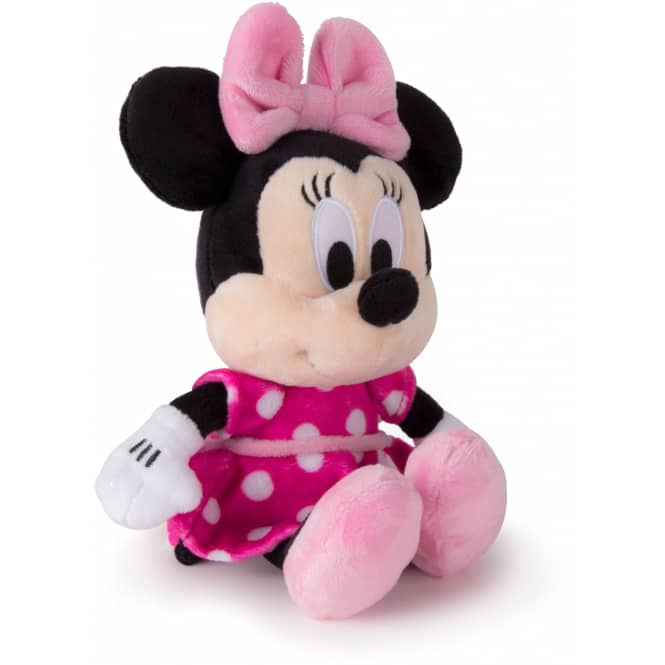 Minnie Mouse - Plüsch - mit Sound - ca. 15 cm