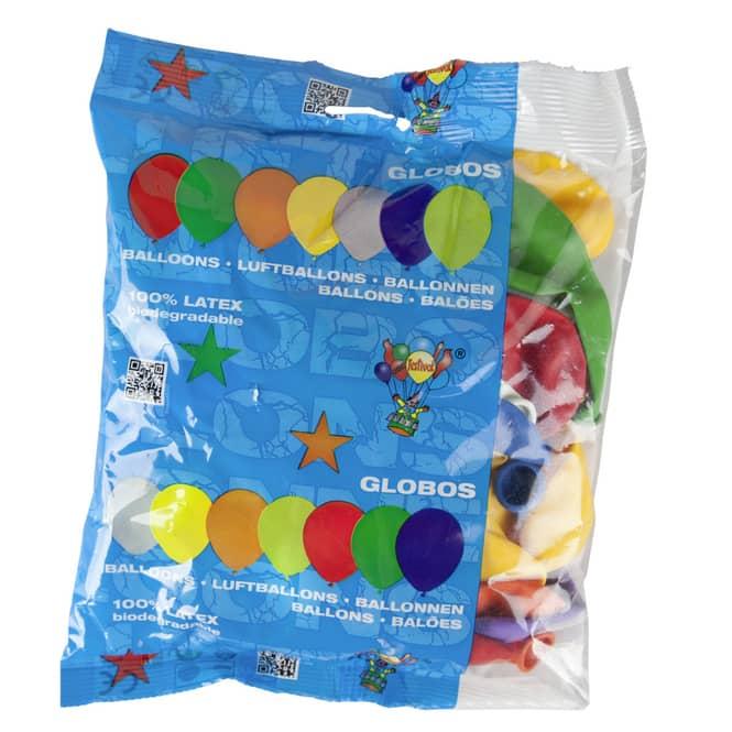 Modellierballons - 100 Stück