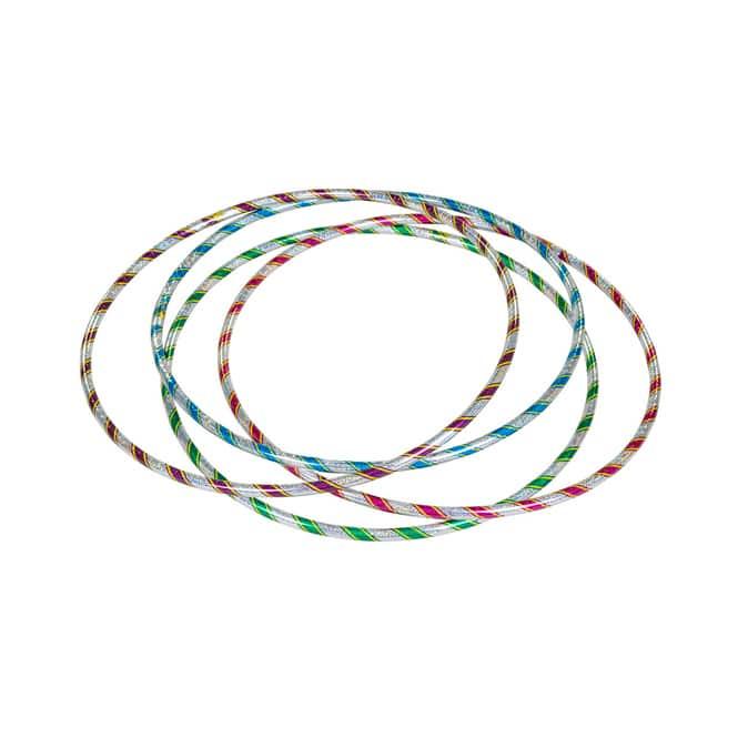 Besttoy - Fun Hoop Reifen mit Streifen - Durchmesser 75 cm - 1 Stück
