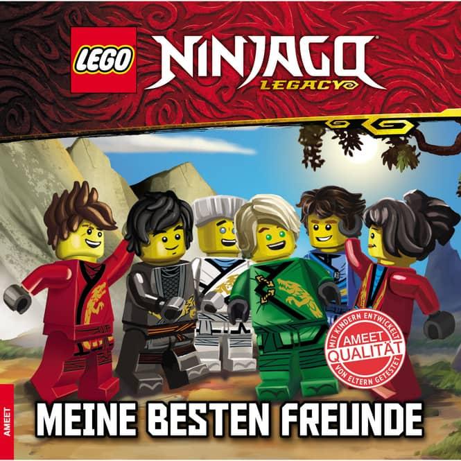 LEGO® NINJAGO™ Meine besten Freunde