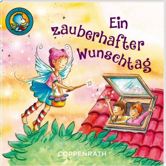 Minibuch - Feen und Elfen - verschiedene Exemplare erhältlich