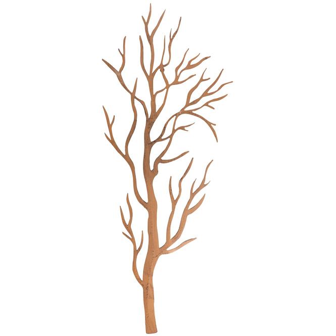 Wanddeko - Baum - 36 x 1 x 91,5 cm