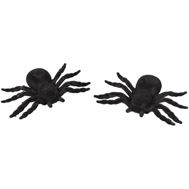 Spinnen - 17 x 9,5 x 3 cm - 2 Stück