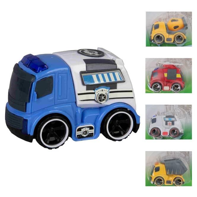 Besttoy - Mini Fahrzeug - 1 Stück
