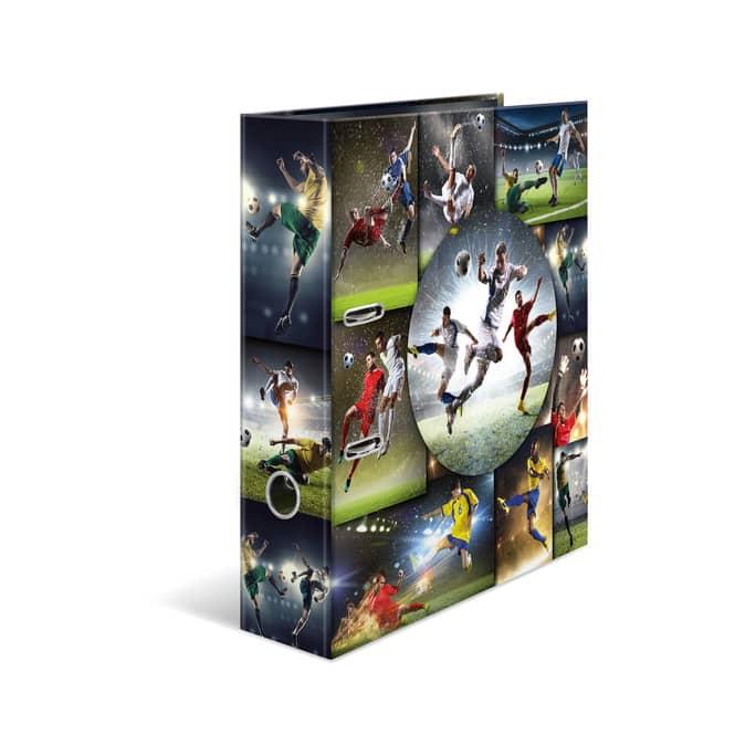 Ordner DIN A 4 - Fußball