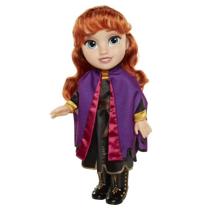 Die Eiskönigin 2 - Puppe - Anna auf Reise