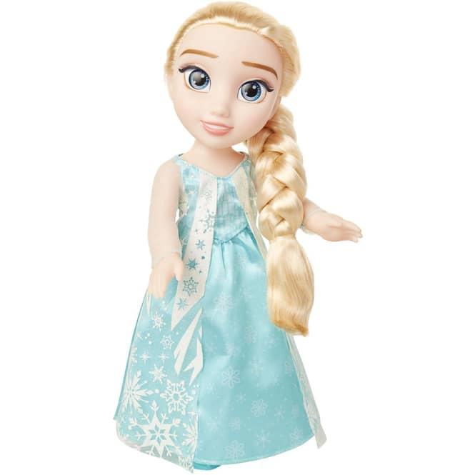 Die Eiskönigin - Bridge - Puppe Elsa - ca. 35 cm