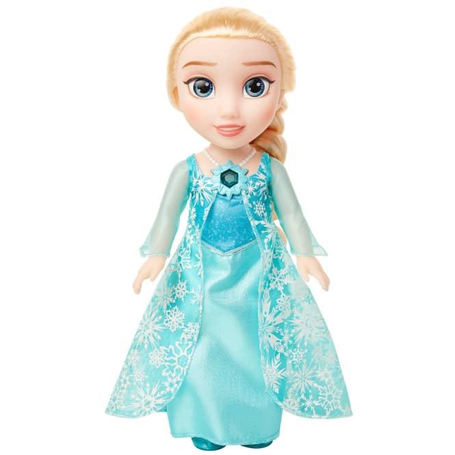 Die Eiskönigin - Glitzerschnee - Elsa
