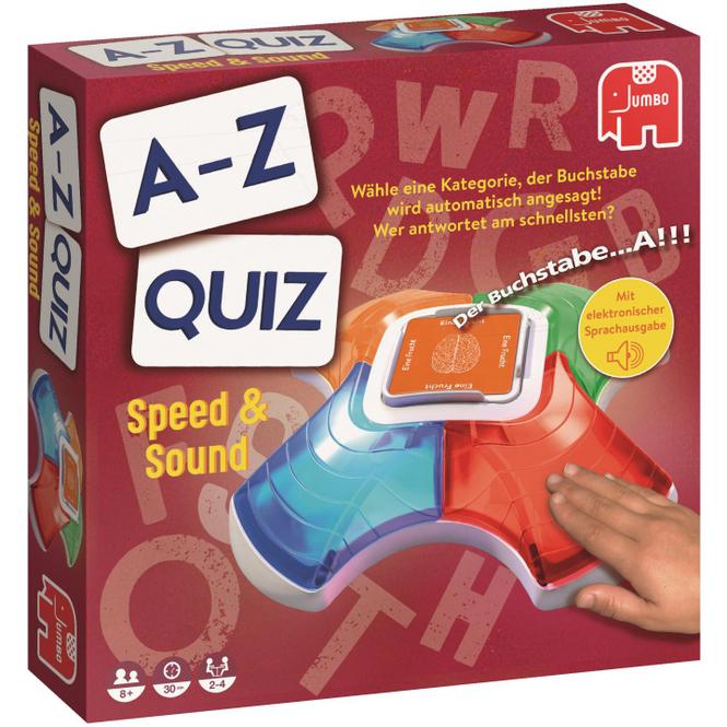 A-Z Quiz - Speed & Sound