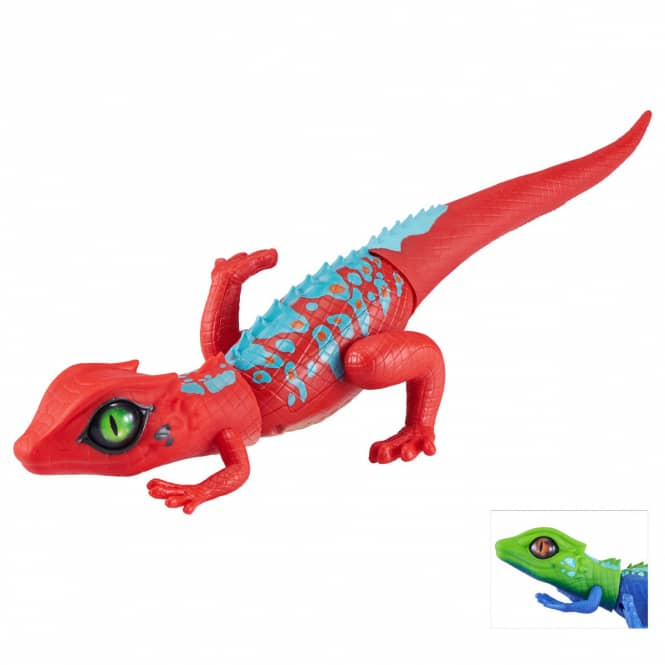 Robo Alive Lizard - Roboter Eidechse - 1 Stück