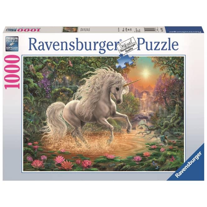 Puzzle - Mystisches Einhorn - 1000 Teile - Ravensburger