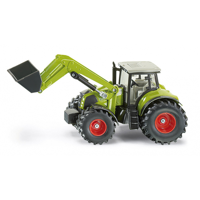 Siku Farmer 1979 - Traktor Claas Axion 850 mit Frontlader - 1:50