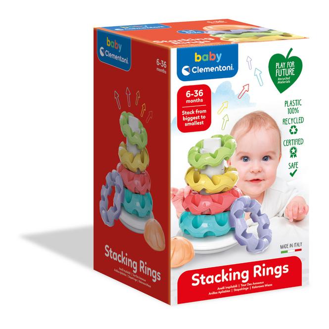 Stapelringe - Babyspielzeug