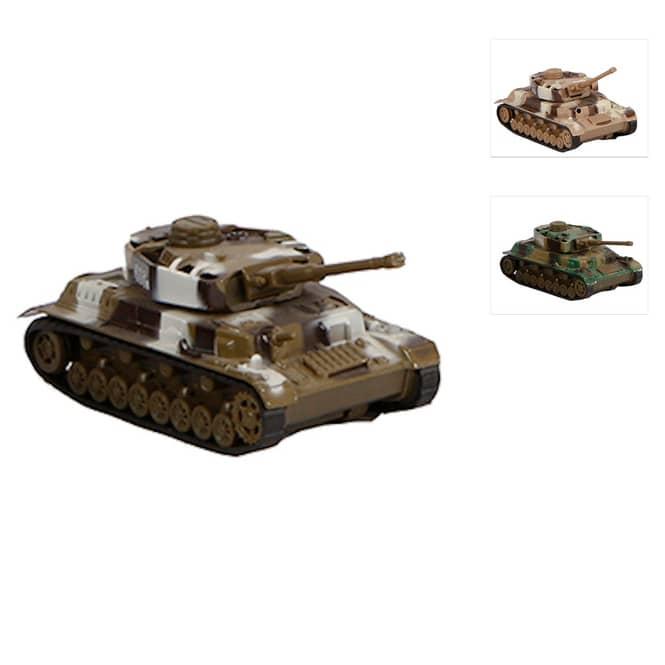 Panzer - mit Rückzugsmotor - 1 Stück