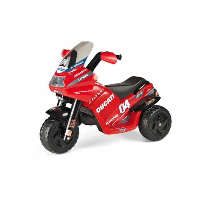 Peg Perego Elektro-Motorrad - Ducati Desmosedici Evo - 6V