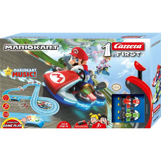 Carrera First - Super Mario - Rennbahn Mario Kart