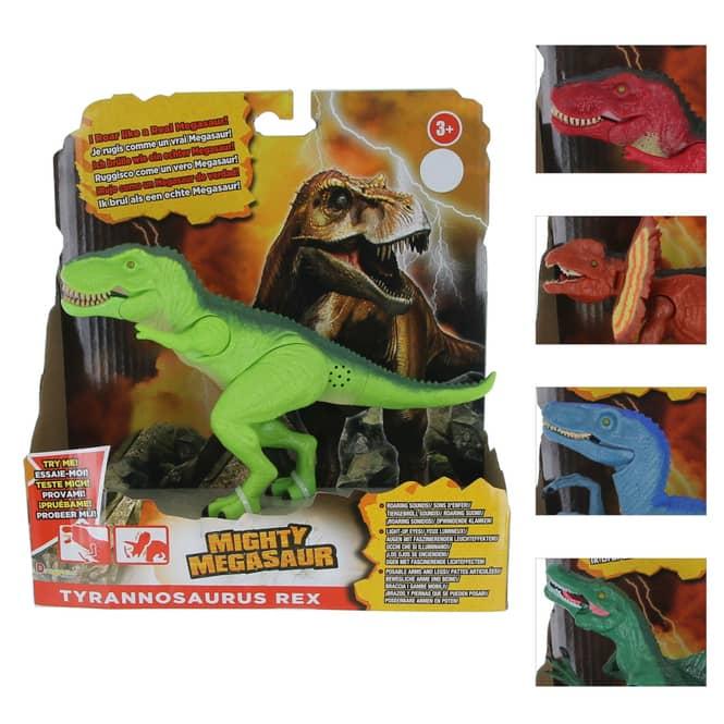 Mighty Megasaur - Actionfigur - Dinosaurier - 1 Stück