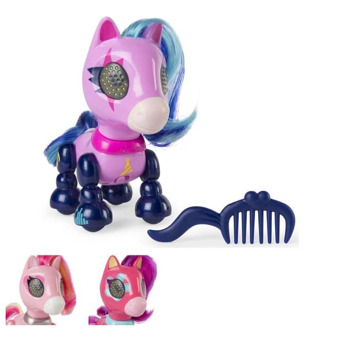 Zoomer Zupps - Pretty Pony - verschiedene Ponys