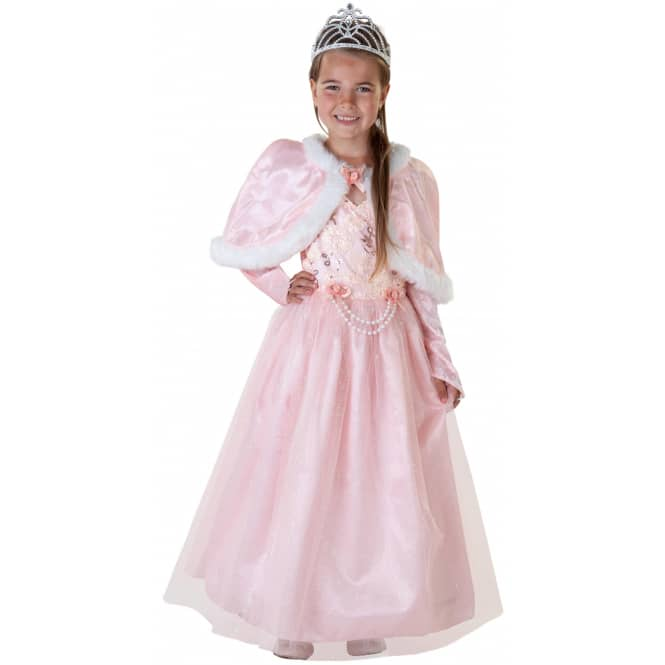 Kostüm - Prinzessin - für Kinder - 3-teilig - verschiedene Größen