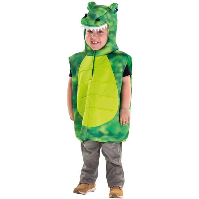 Kostüm - Dinosaurier - für Kinder - Größe 98/104