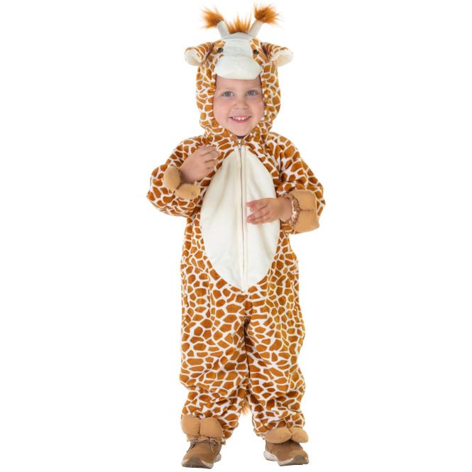 Kostüm - Giraffe - für Kinder - Größe 110/116