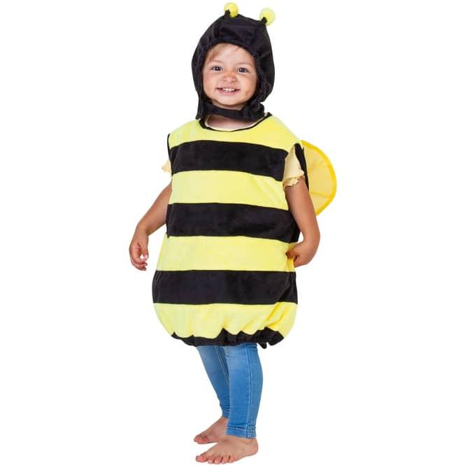 Kostüm - Kleine Biene - für Kinder - Größe 98/104
