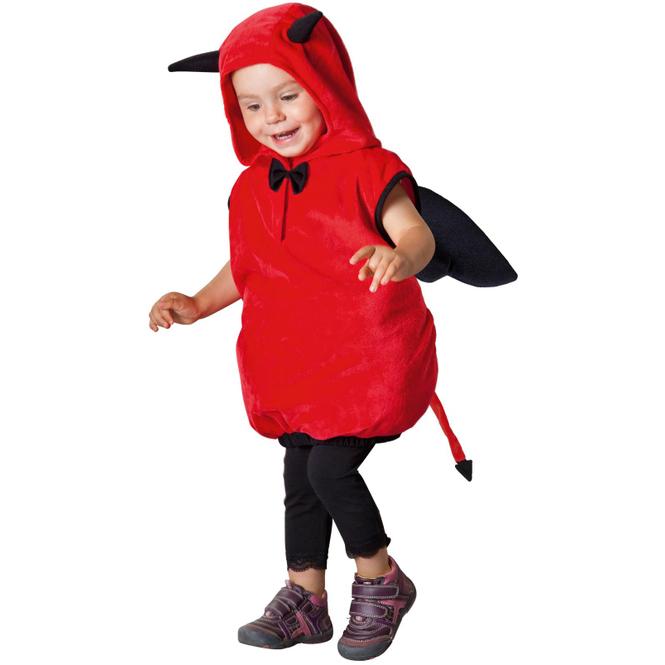 Kostüm - Kleiner Teufel - für Kinder - Größe 98/104
