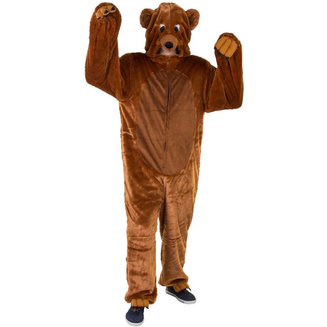 Kostüm - Bär - für Erwachsene