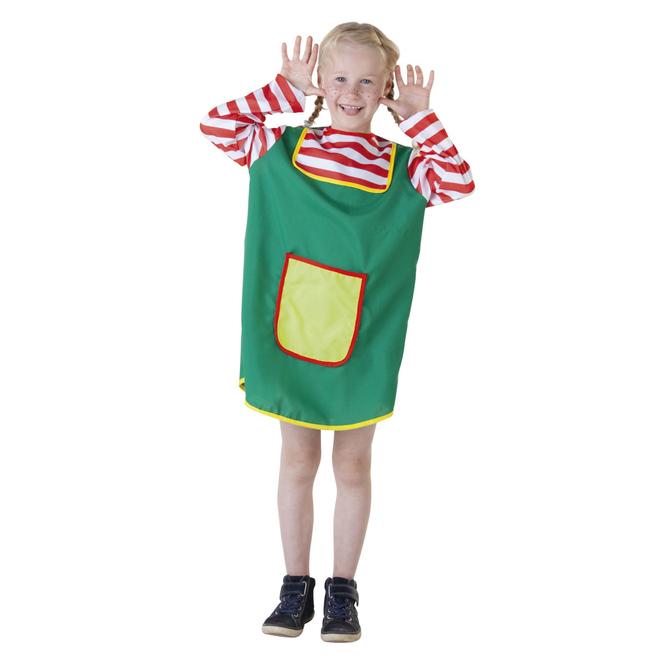 Kostüm - Freche Göre - für Kinder - Größe 110/116