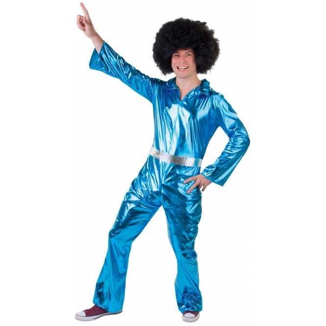 Kostüm - Discotänzer - für Erwachsene - 2-teilig - verschiedene Größen