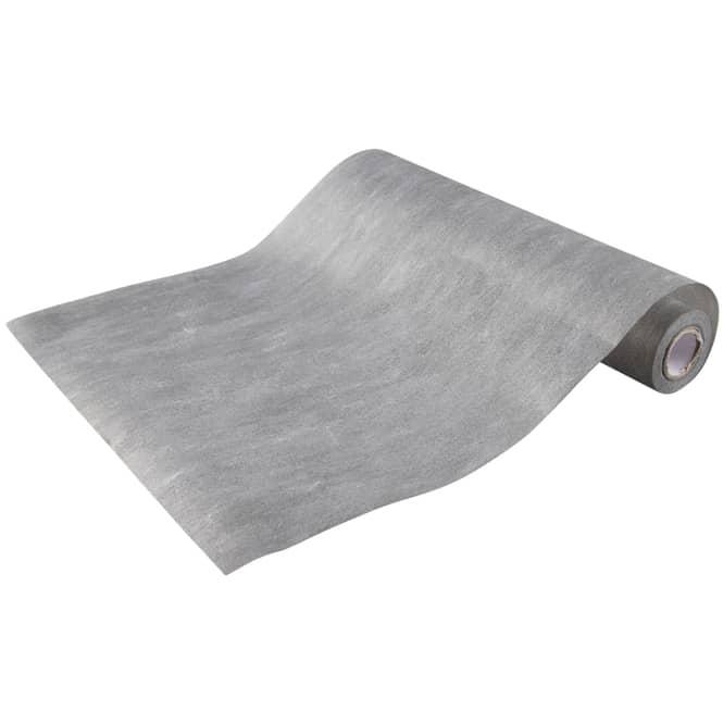 Dekovlies - 0,3 x 10 m - grau