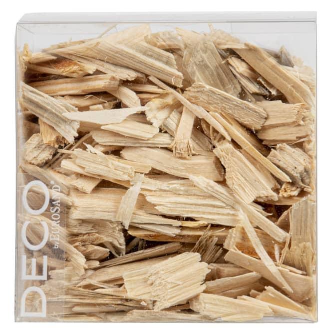 Streudeko - Holzflakes - ca. 150 g - braun