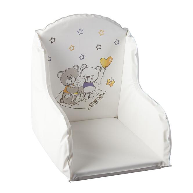 Sitzverkleinerer - Bärenfamilie - für Hochstühle